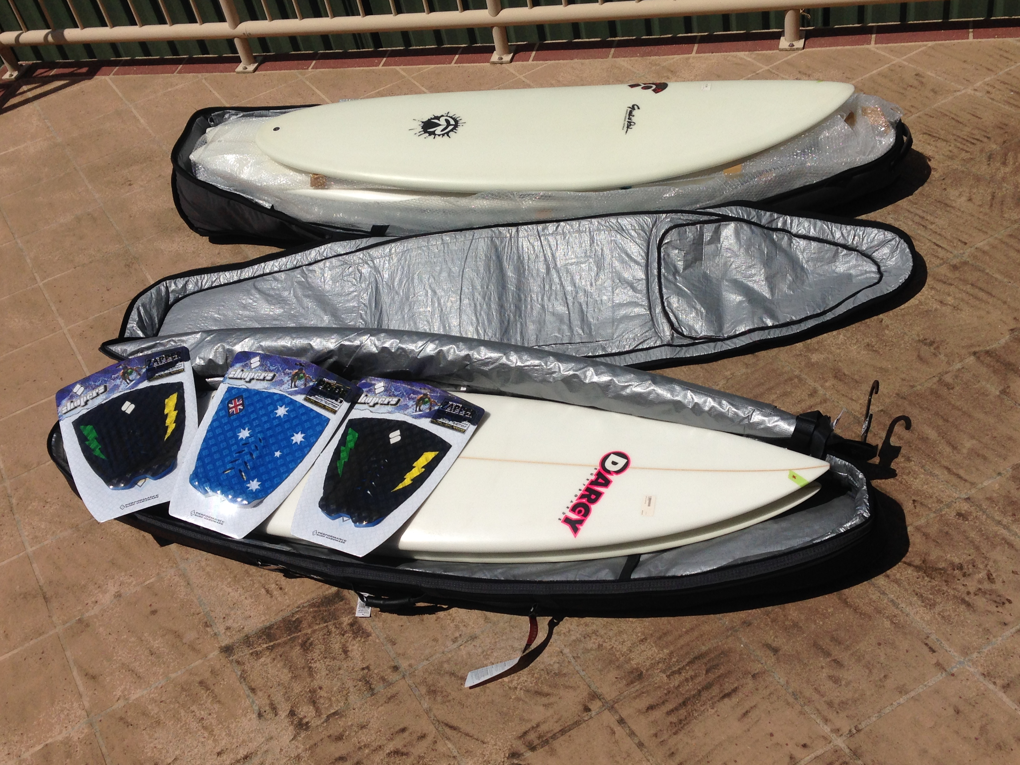 8 Brand New Boards for India