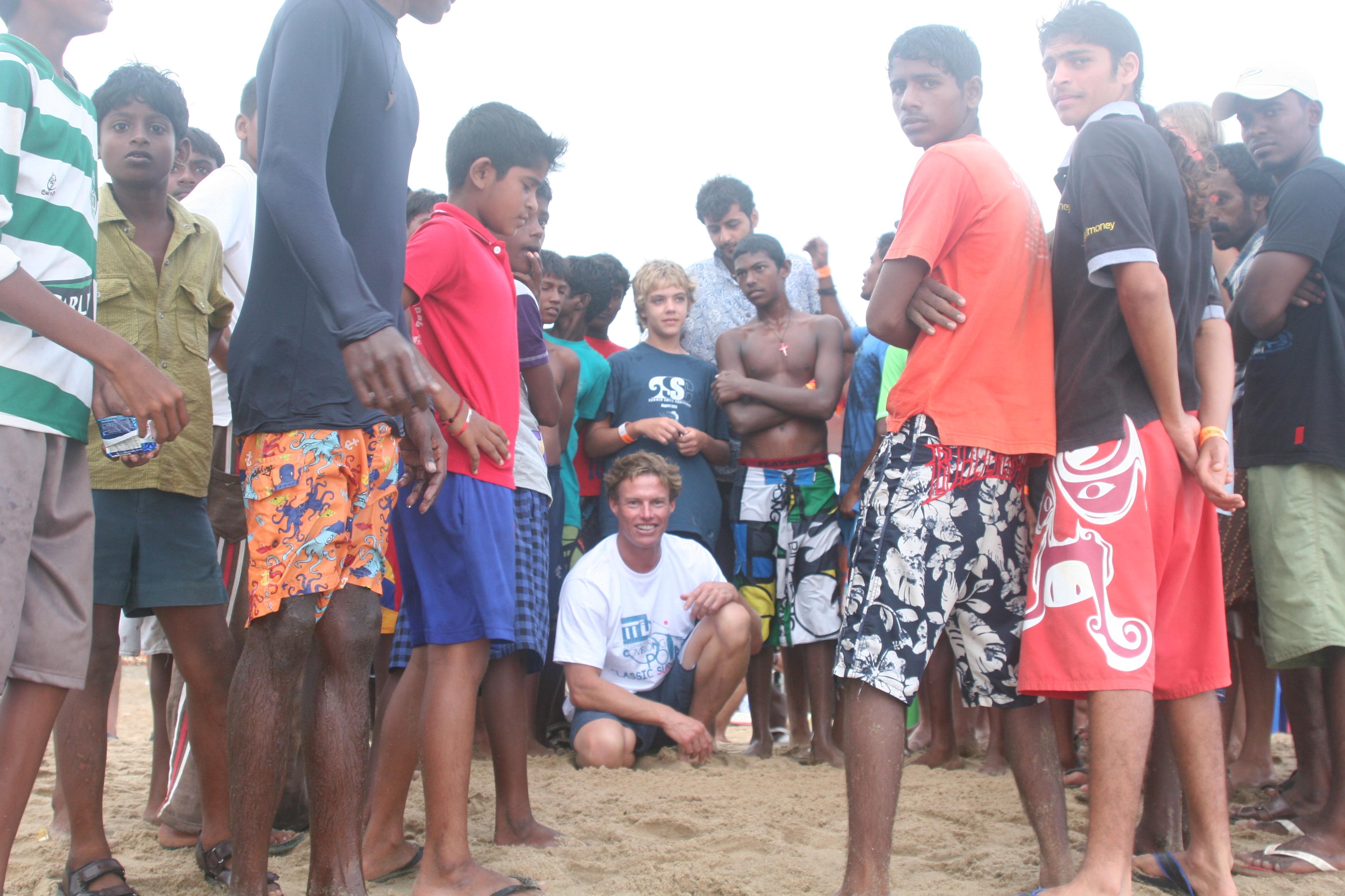 Surf Coaching, India