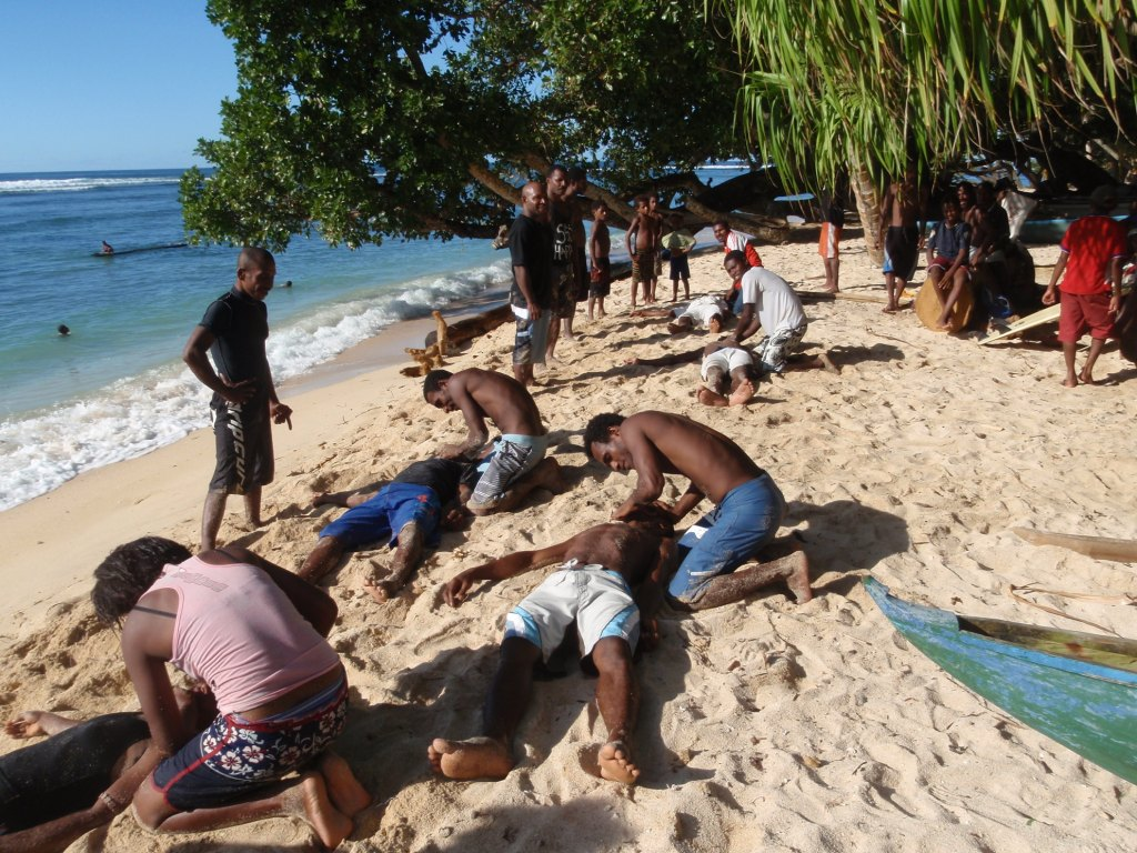 CPR Training - PNG