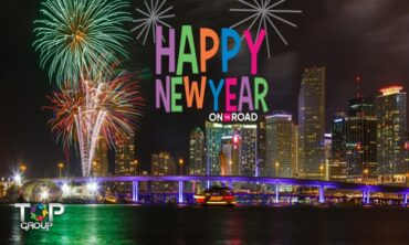 HAPPY NEW YEAR ON THE ROAD