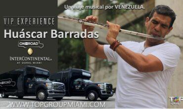 HUÁSCAR BARRADAS VIP EXPERIENCE