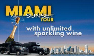 Miami Sunset Private VIP Tour