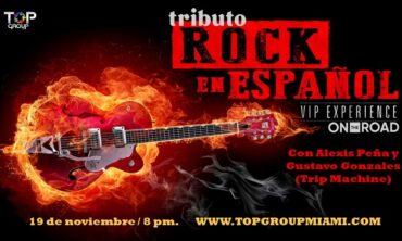 TRIBUTO AL ROCK EN ESPAÑOL ON THE ROAD