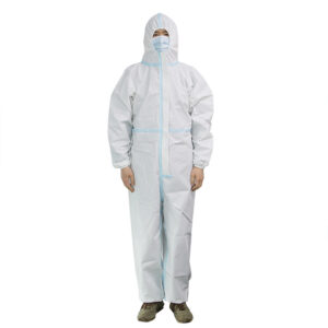 Disposable Coverall Protection Suit, for Public