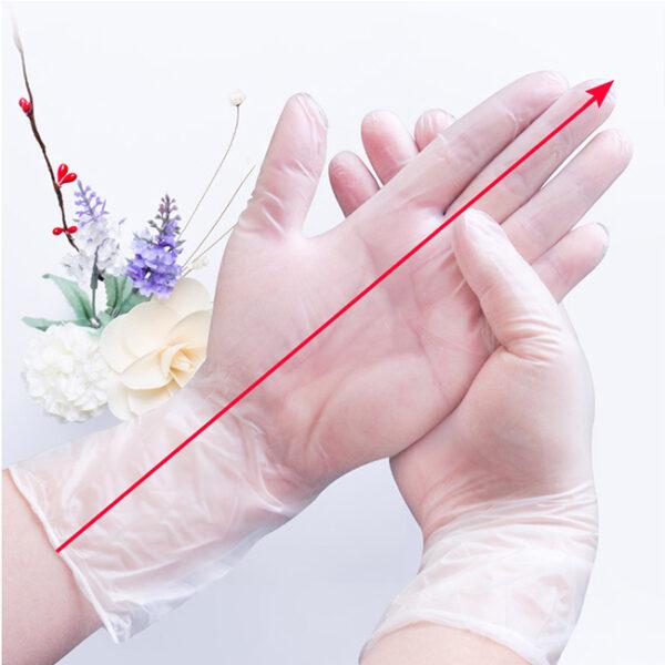 Disposable PVC Gloves P3