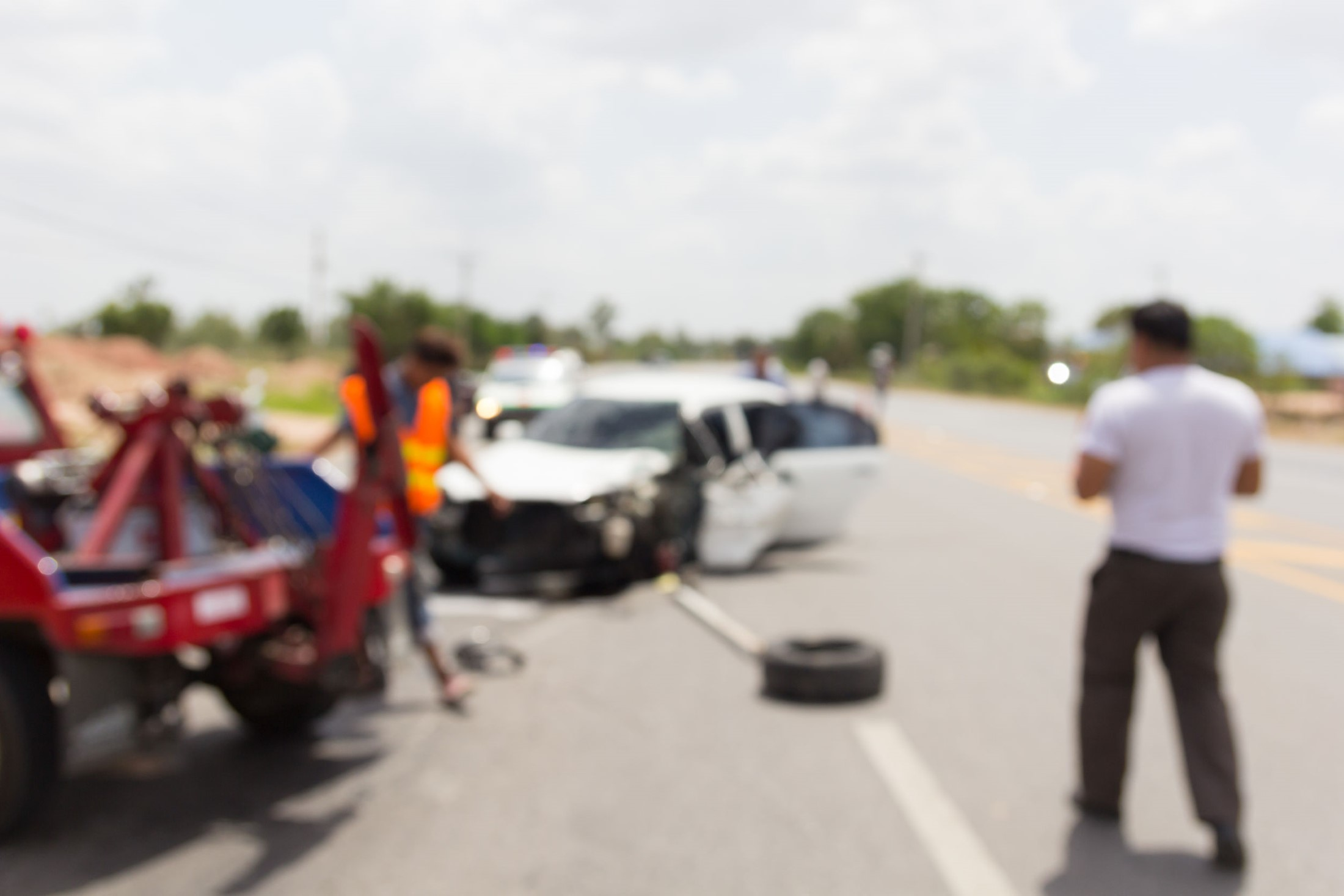 Personal Injury Car Accident: What To Do