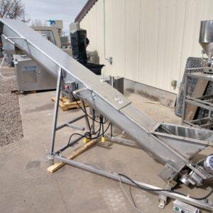Incline Screw Conveyor
