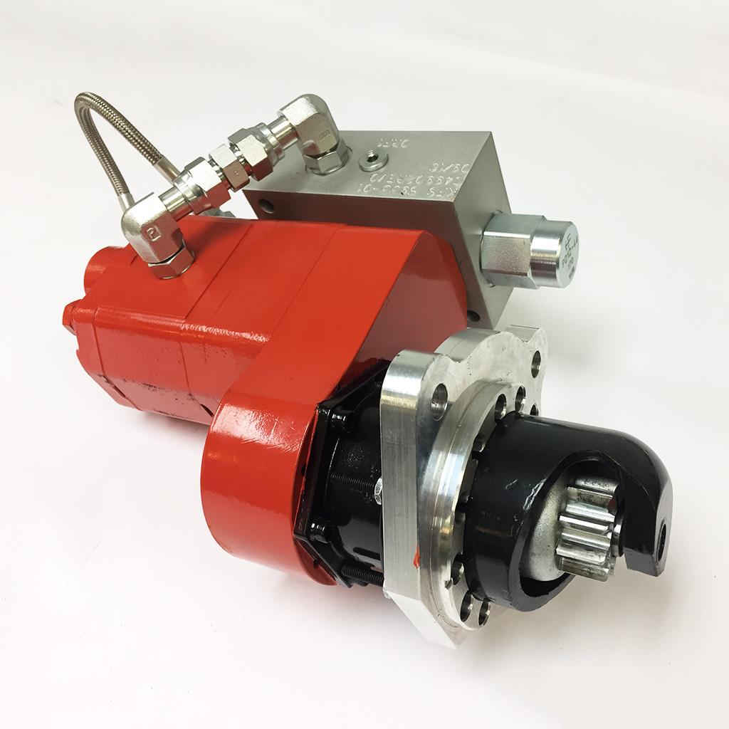 Pow-R-Quik HS-108V hydraulic starters