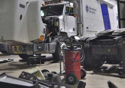 Big Truck Mechanic