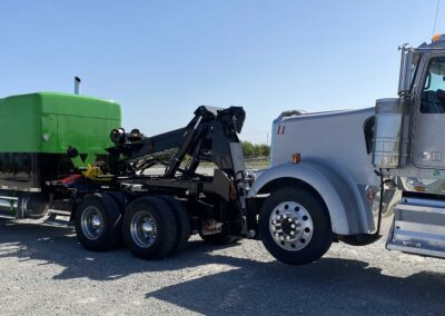 Forward Towing Truck
