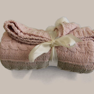 Luxury Baby Blanket-Pink