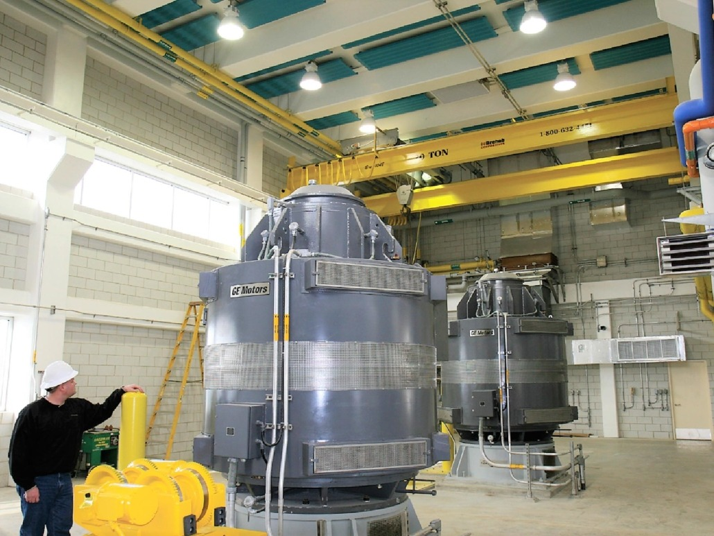 SOUTHERLY WASTEWATER TREATMENT PLANT ‒ NEW HEADWORKS AND PUMP STATION