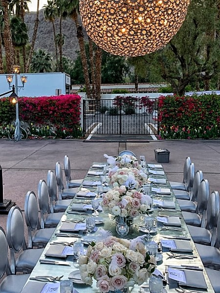palm springs event