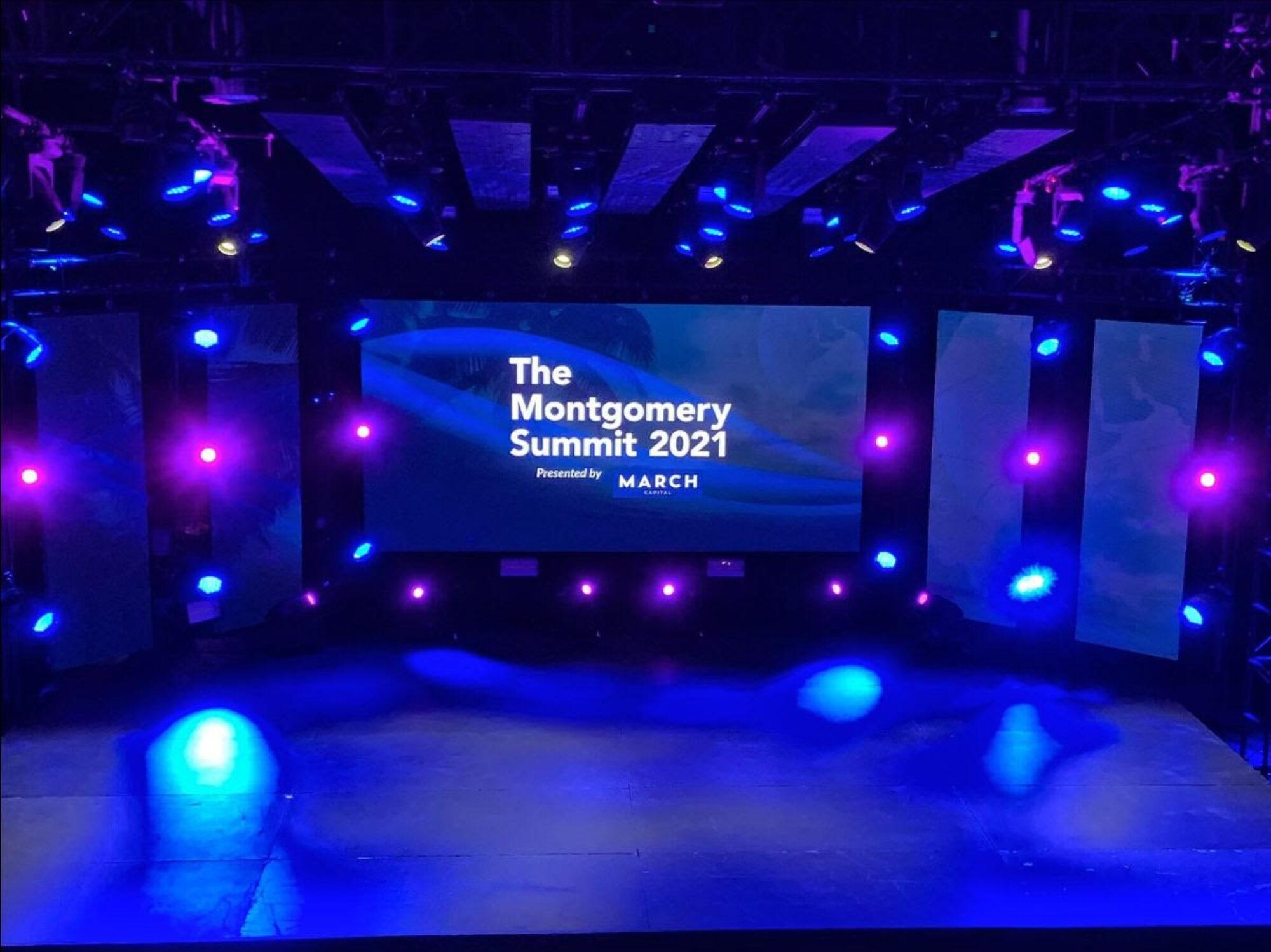 Virtual Event Production: The Montgomery Summit 2021
