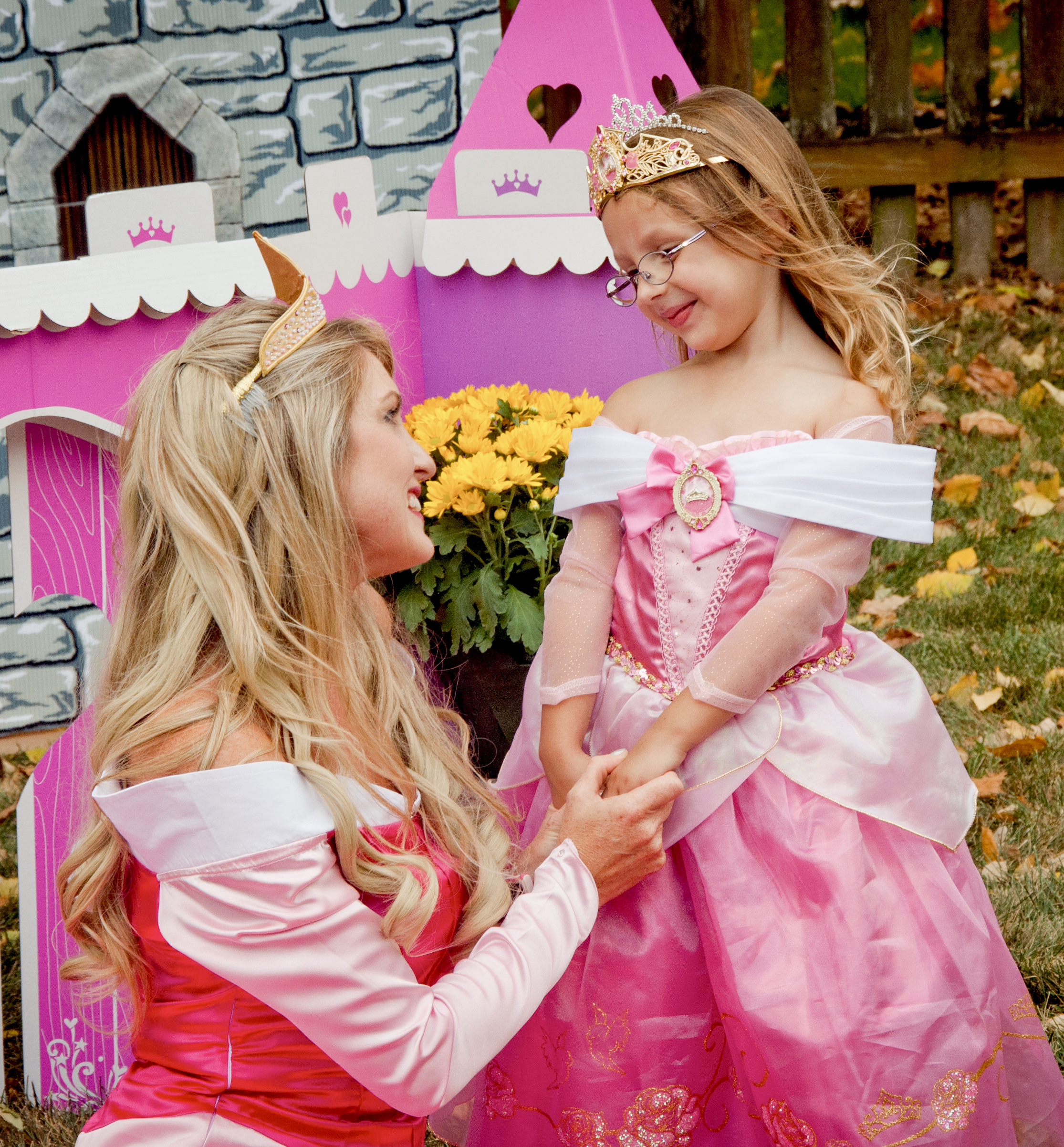 First Princess Party Annabelle is 5 17Sept16-0962