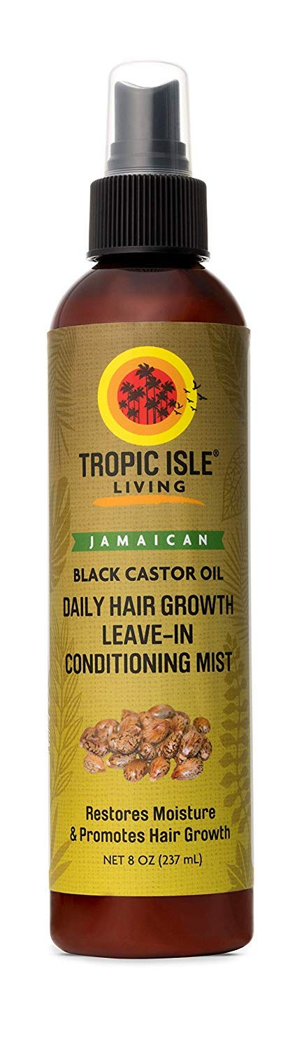 Tropic Isle Living Jamaican Black Castor Oil Leave-In