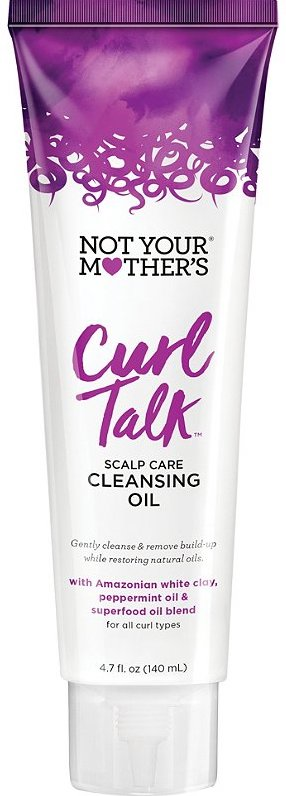 Not Your Mother's Curl Talk Scalp Care Cleansing Oil