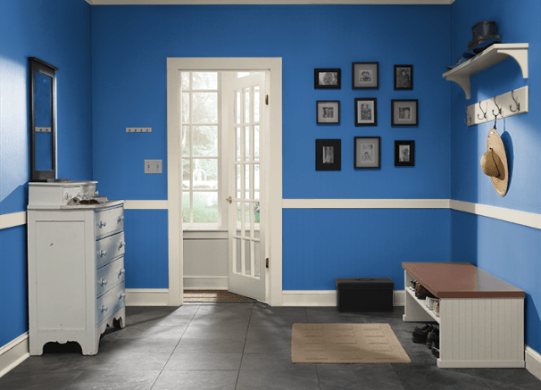 Beacon Blue #P510-7 by Behr