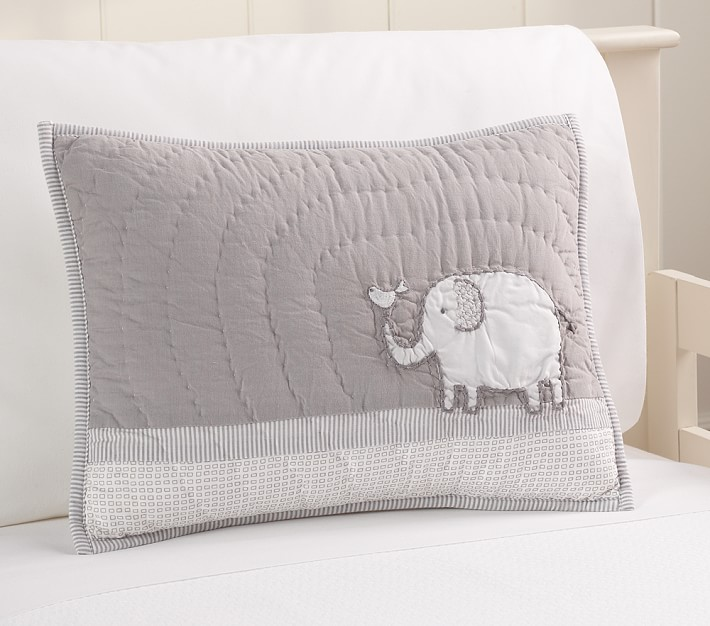 Taylor Quilted Decorative Sham