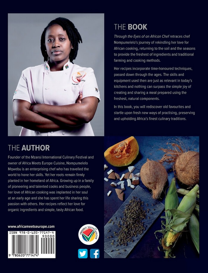 Through the Eyes of an African Chef (Hardcover)