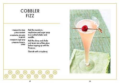 The Little Black Book of Classic Cocktails (Hardcover)