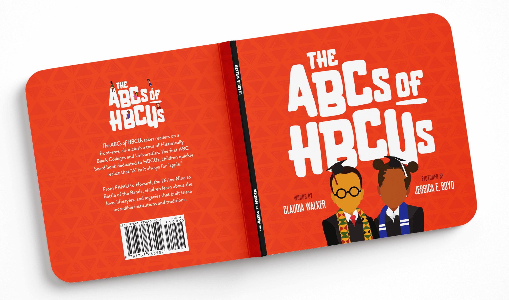 The ABCs of HBCUs (Board Book)