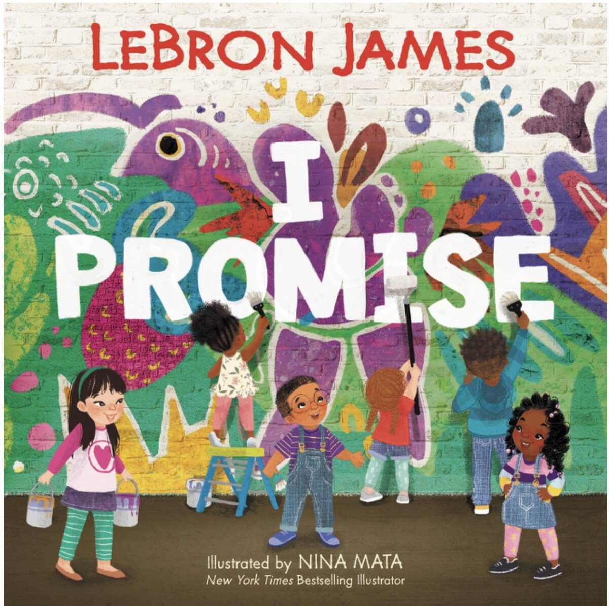 I Promise (Hardcover – Picture Book)