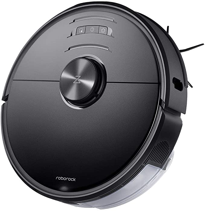 Roborock S6 MaxV Robot Vacuum and Intelligent Moppin