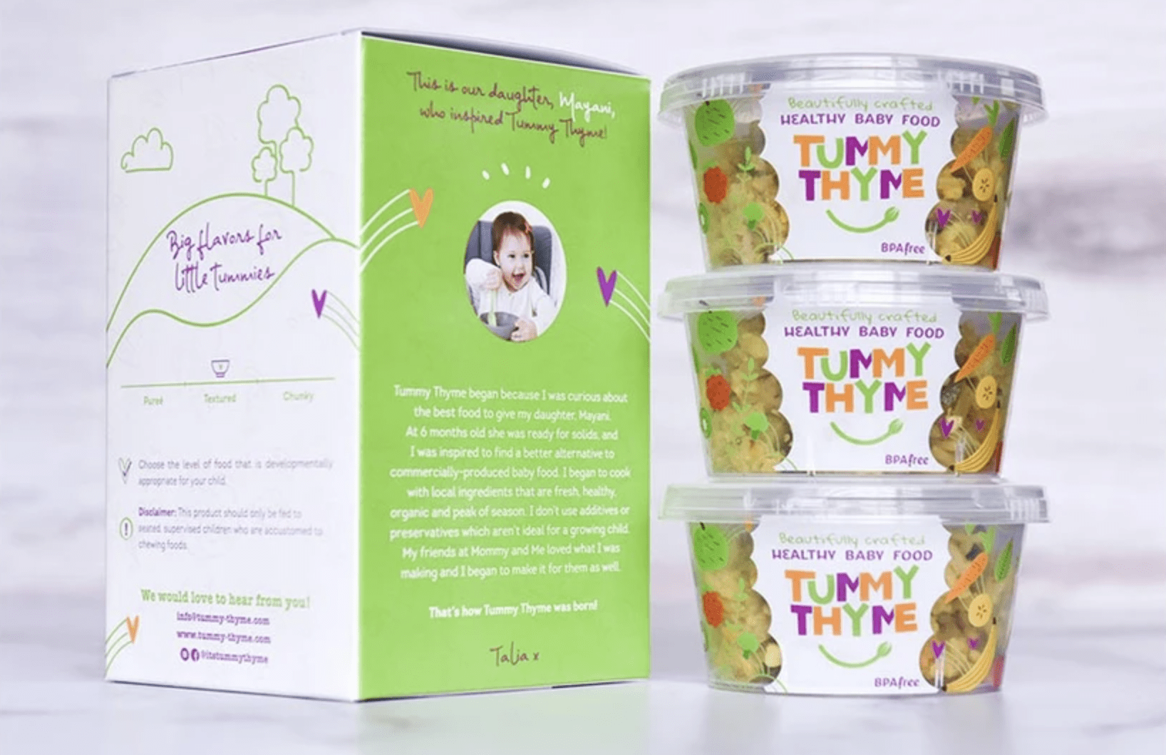 Tummy Thyme (BUILD YOUR OWN BOX)