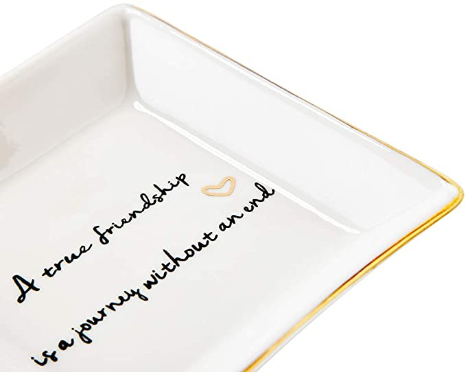 A True Friendship Trinket Dish From HOME SMILE