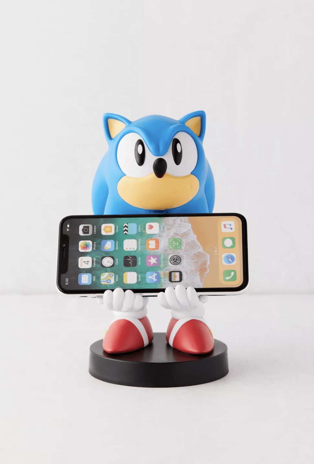 Cable Guys Sonic The Hedgehog Device Holder
