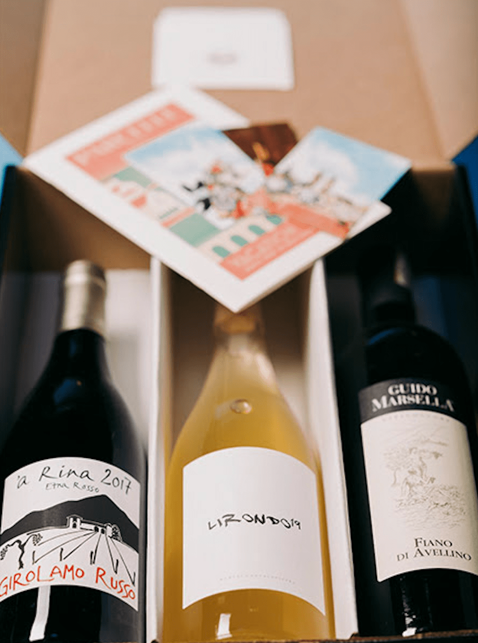 Parcelle monthly Wine Drop