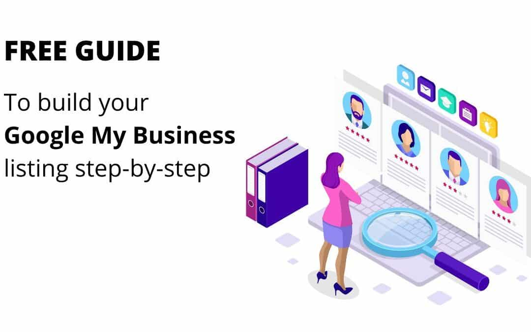 Setting up a Google My Business profile