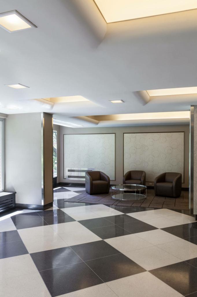 hallway renovation