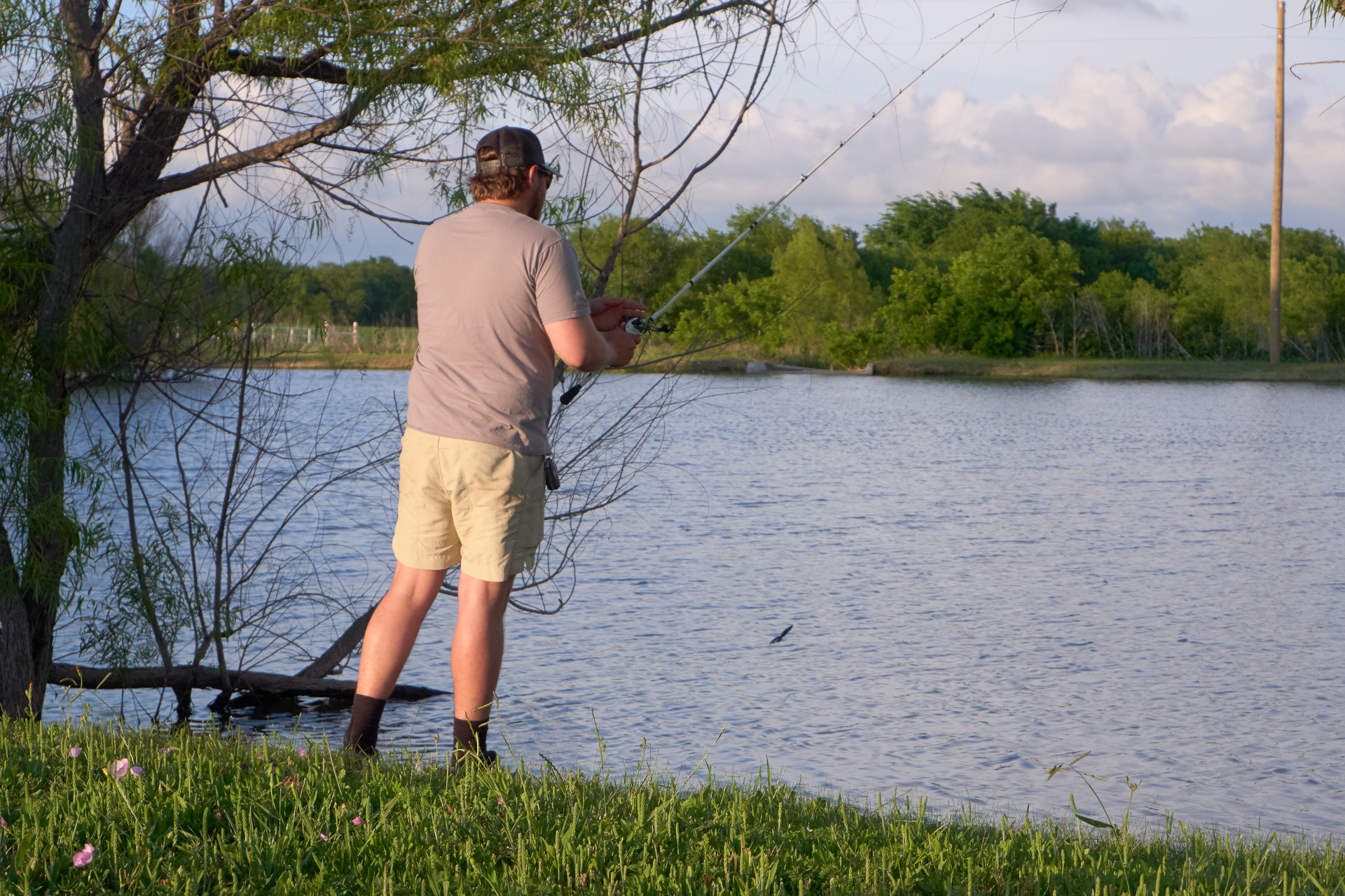 TX Pond