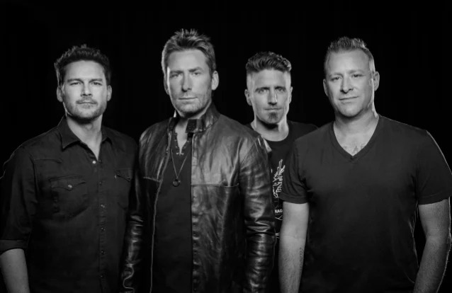 Nickelback April 2020