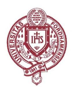 Fordham Emblem