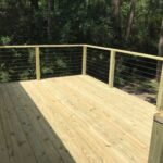 Balcony Stainless Steel Cable Balusters