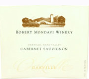Robert Mondavi Oakville District 2006 Cabernet Sauvignon