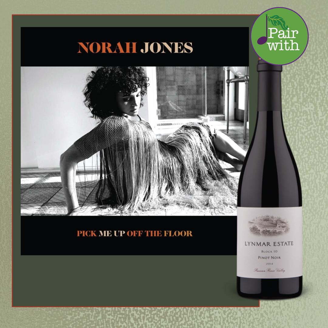 Wine and Music Pairing: Norah Jones
