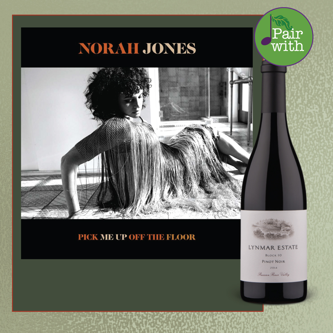 Wine and Music Pairing: Norah Jones