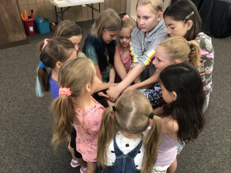 Team-building:  Untying our knot!