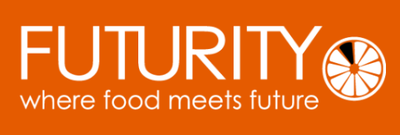 Futurity : Food – Technology – Design Logo