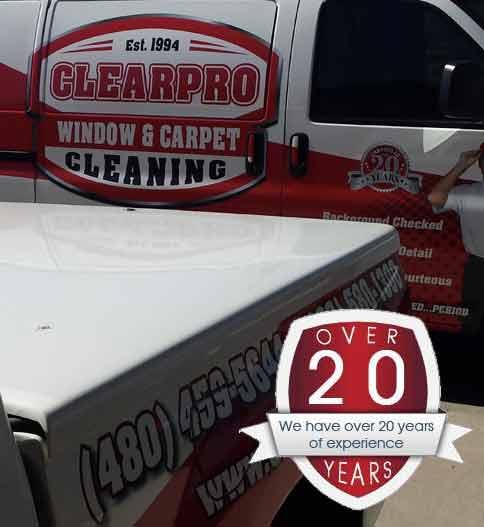 Scottsdale AZ Commercial Carpet Cleaner