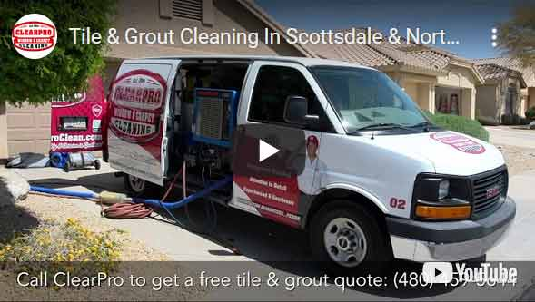 Tile and Grout Cleaning Video