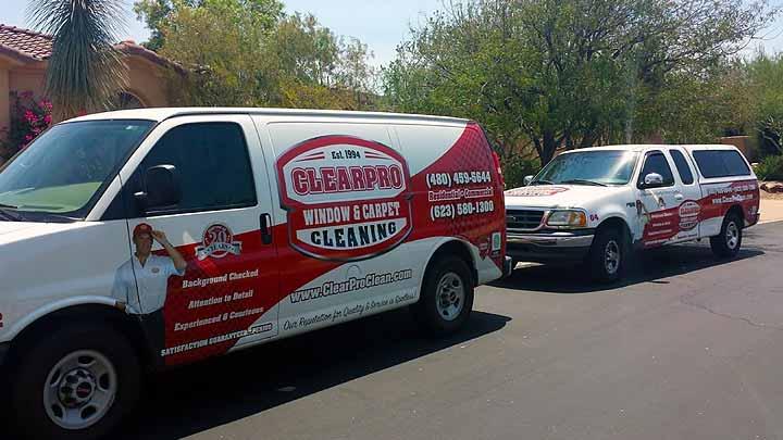 Window Cleaners in Scottsdale AZ