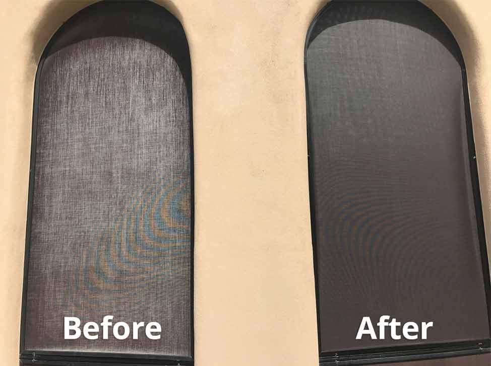 Window Screen Repair Scottsdale