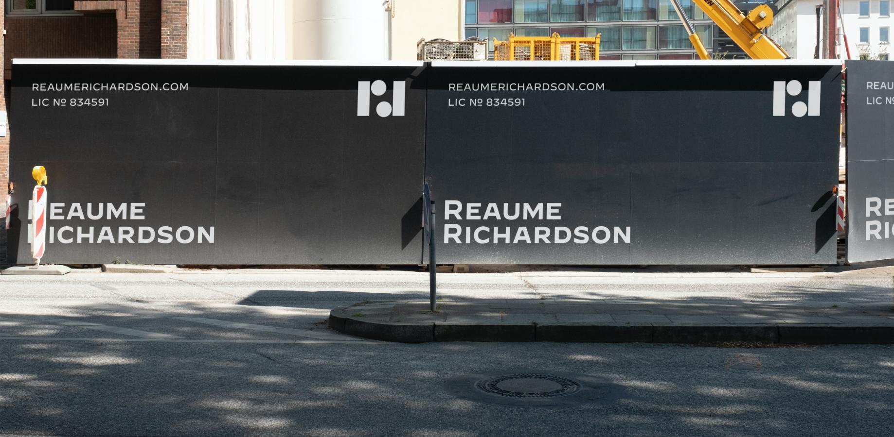 Construction Signage