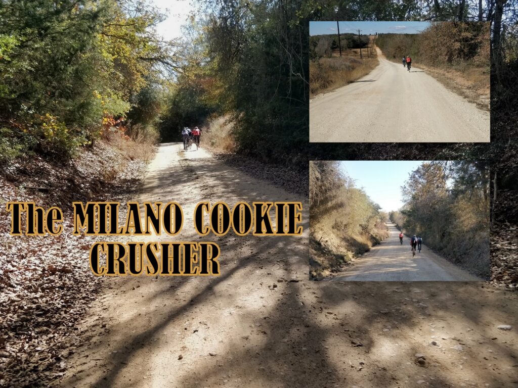 Milano Cookie Crusher Colage