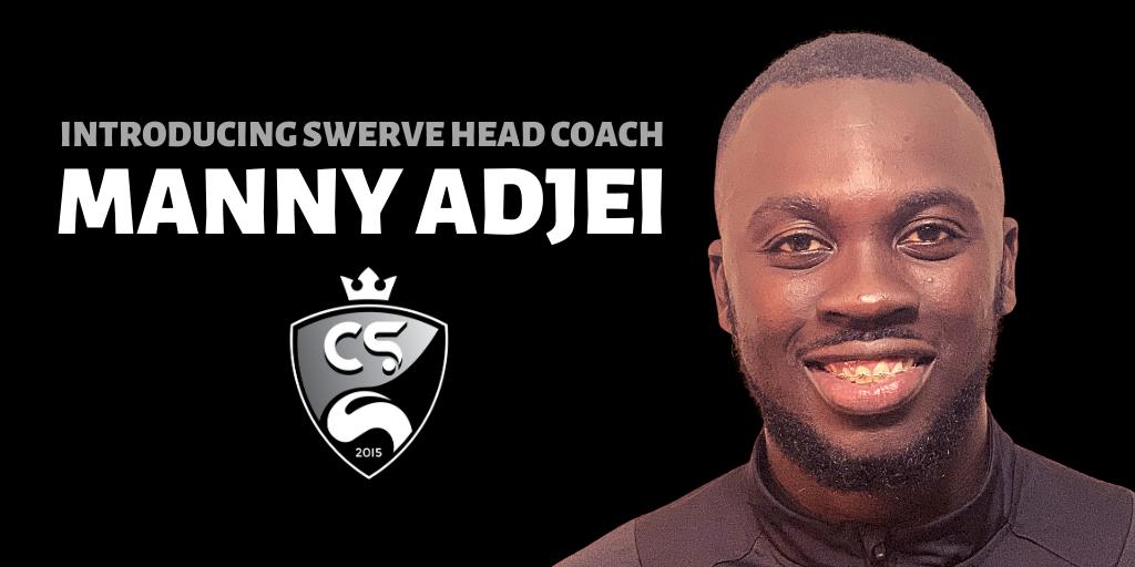 Swerve announces new PASL Head Coach